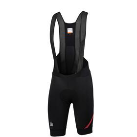 Sportful Fiandre NoRain Pro Spodenki na szelkach Mężczyźni, black